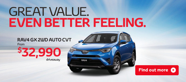 Toyota Great Value
