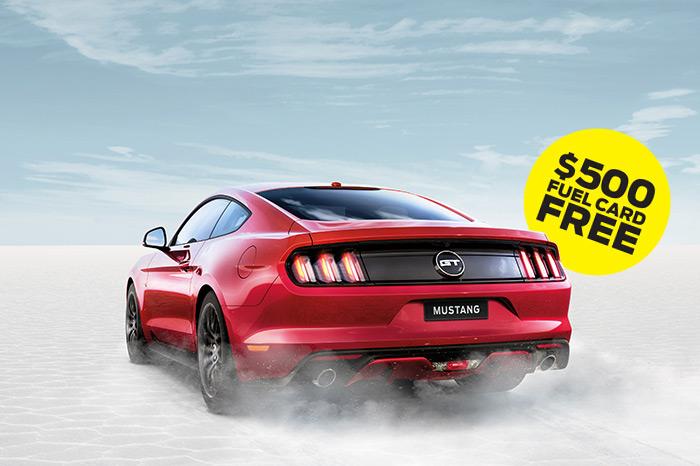 Mustang Runout