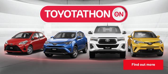 Toyotathon 2018