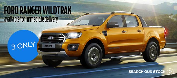 Ford Ranger Wildtrak - immediate Delivery