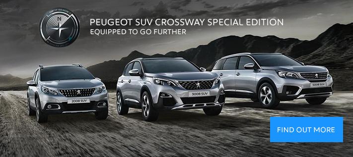 Peugeot Crossway Edition