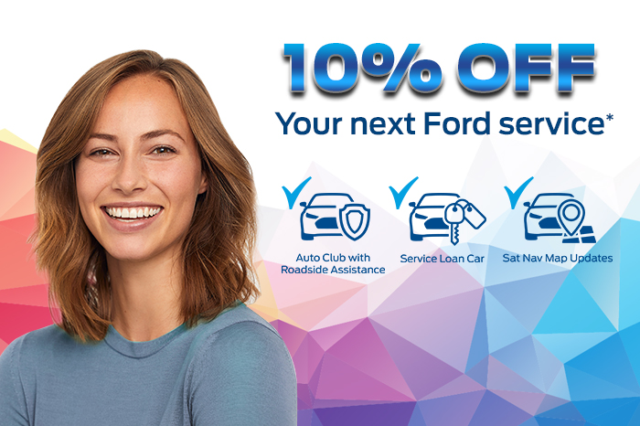 Ford Service Offer
