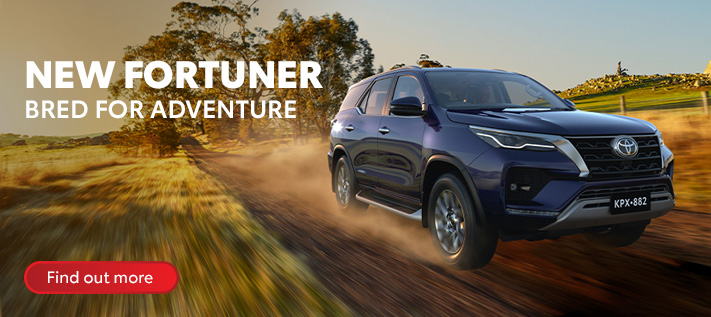Toyota All-New Fortuner - Now Available