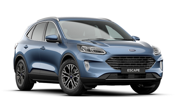 Upcoming Ford Escape MY2020
