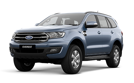 Ford Everest Image
