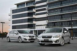 New Generation Subaru Impreza Is Japan Car Of The Year 2016-2017