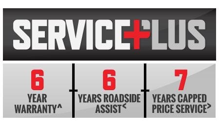 Isuzu UTE Service Plus