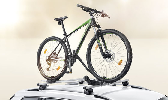 Karoq Roof Rack & Bicycle Carrier