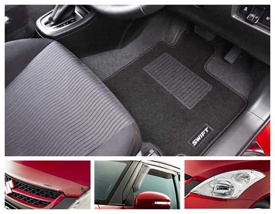 Suzuki Swift Protection Pack