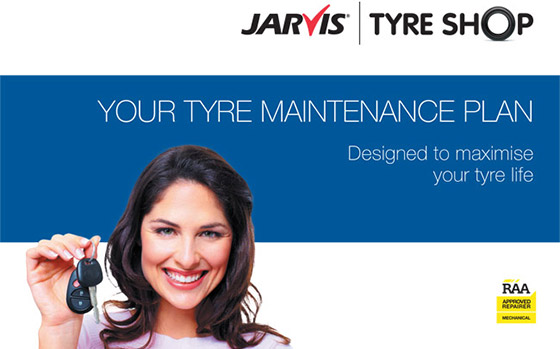 Jarvis Steering, Suspension and Tyre Check