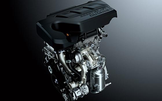 Free engine steam clean with Suzuki manufacturer's service