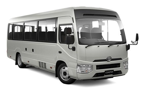 Toyota Coaster Standard