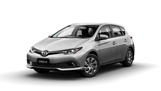 Toyota Corolla Ascent Hatch