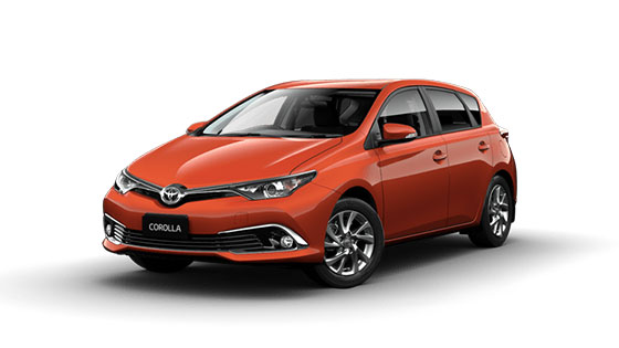 Corolla Ascent Sport Hatch