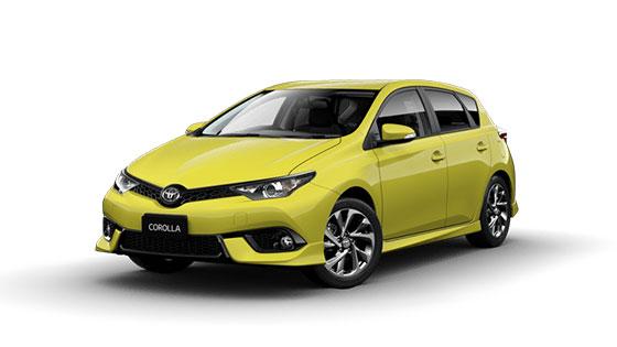 Toyota Corolla SX Hatch
