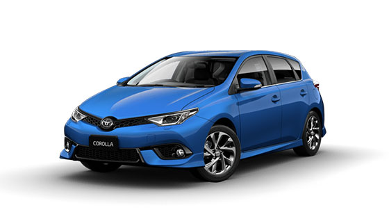 Corolla ZR Hatch