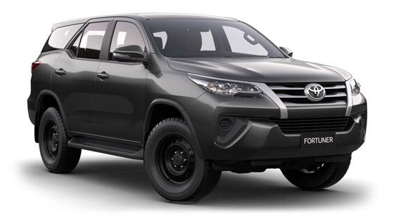 Toyota Fortuner GX