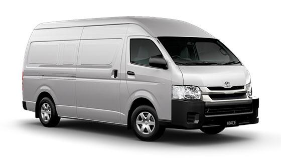 Toyota Hiace SLWB Van