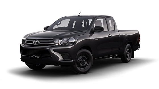 Hilux 4x2 SR Extra-Cab Pick-Up