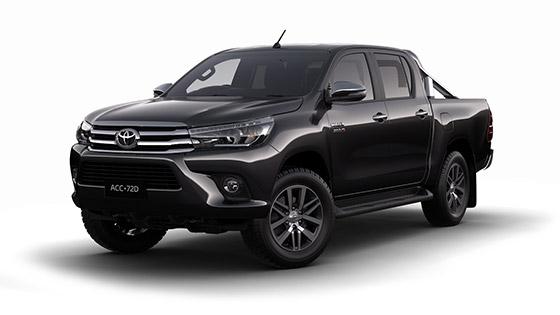 Toyota Hilux 4x4 SR5 Double Cab Pick Up