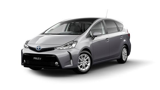 Toyota Prius v i-Tech