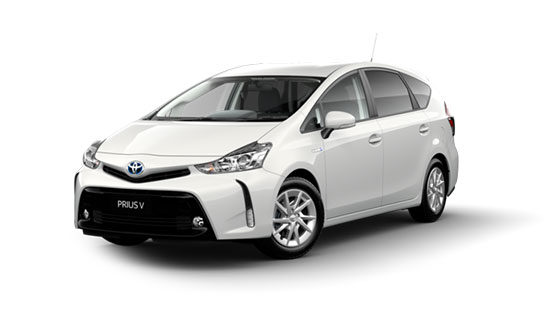 Toyota Prius v Base