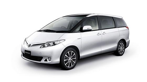Toyota Tarago Ultima