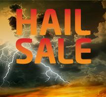 Hail Sale - Jarvis Home