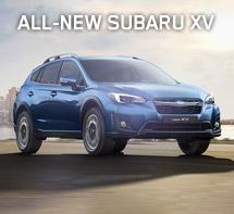 All New Subaru XV