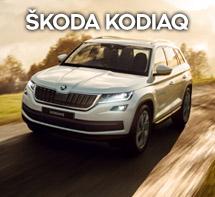SKODA Kodiaq & Kodiaq Sportline