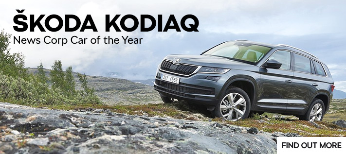 Skoda Kodiaq News Corp's Car of the Year
