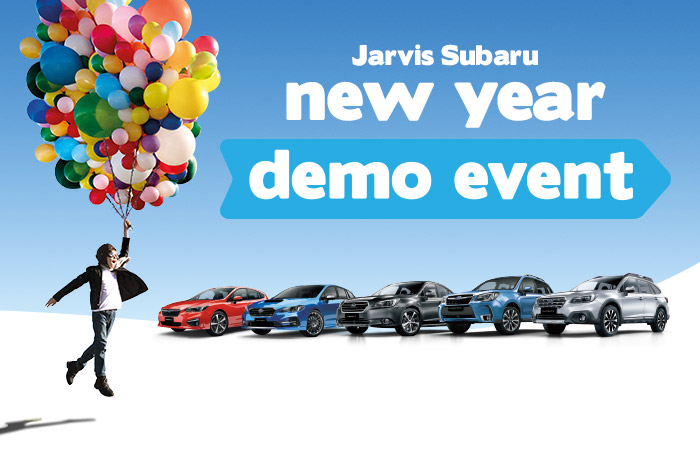 New year demo event