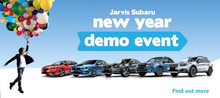 Subaru New Year