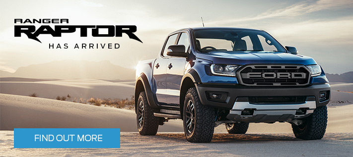 Ford Ranger Raptor Coming Soon