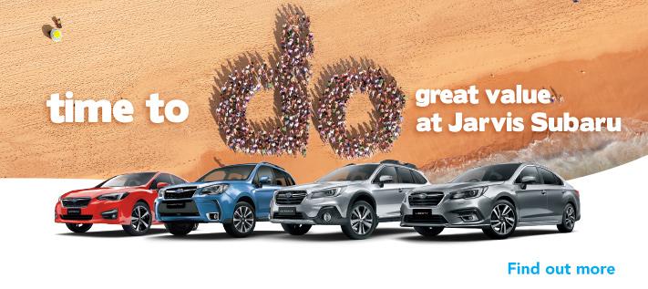 Subaru March Event