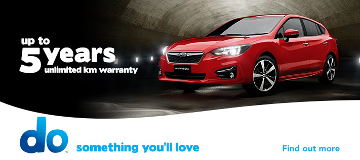 Subaru Impreza Offer