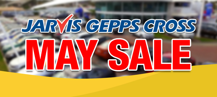 Gepps Cross May Sale