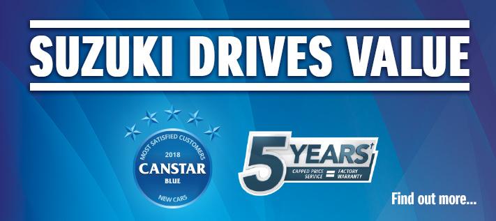 Suzuki Drive Value