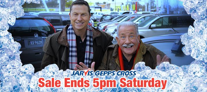 Gepps Cross 3 Day Sale