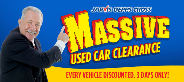 Gepps Cross Massive Used Car Clearance