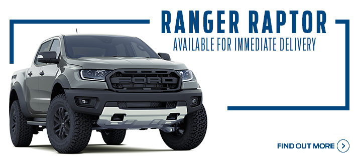 Ford Ranger Raptor Immediate Delivery