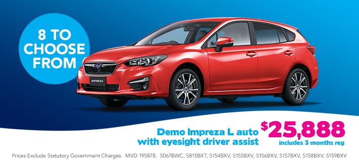 Subaru November TVC