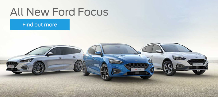 All New Ford Focus