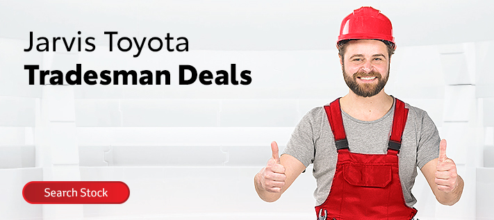 Toyota Tradesmen Deals