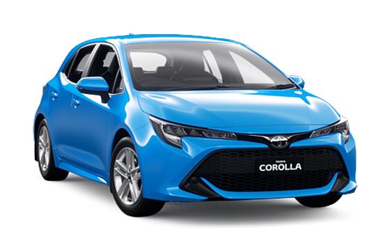 Toyota Corolla Hatch Ascent Sport