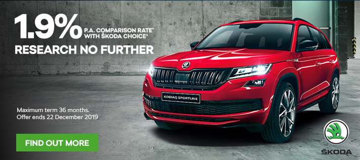 Skoda 1.9% Research No Further