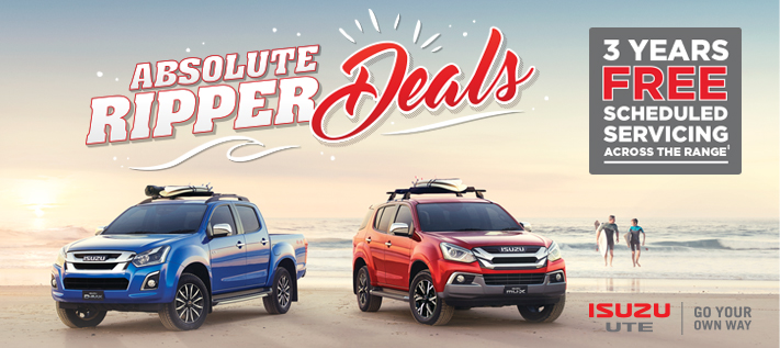 Isuzu Absolute Ripper Deals