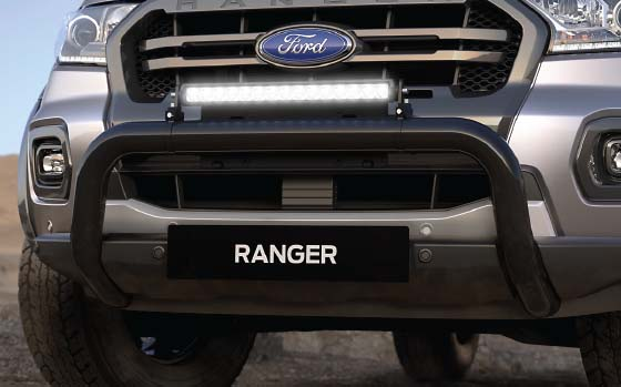 Ford Ranger Wildtrak X Grill