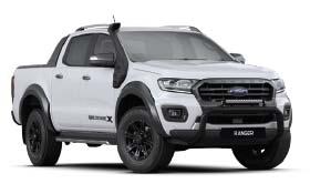 Ford Ranger Wildtrak X Artic White