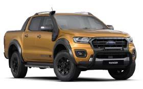 Ford Ranger Wildtrak X Saber